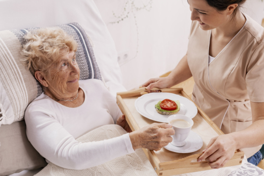 Burned Out from Taking Care of the Sick or Elderly?